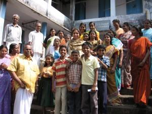 Members of the Kara Weaves team