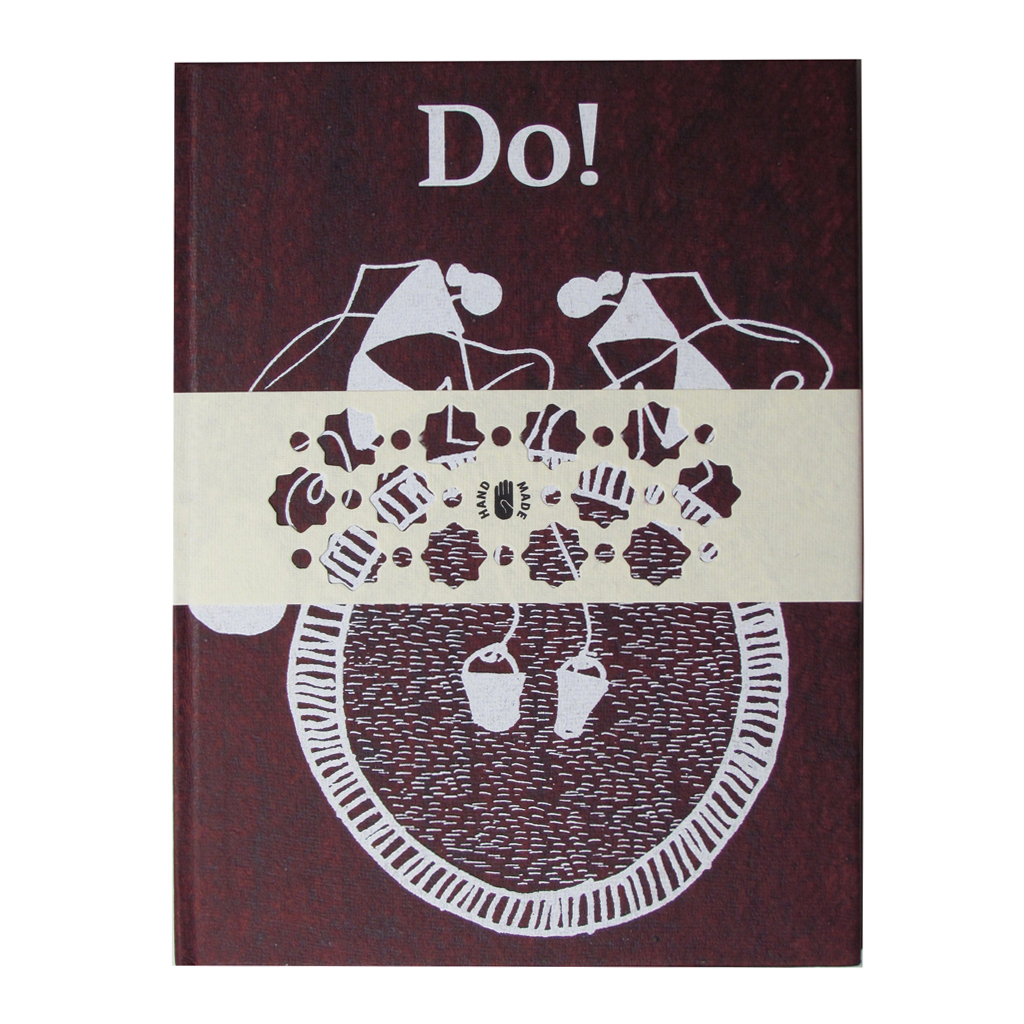 Hand printing children's book Do!