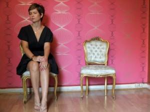 Ecuadorian designer, Liz Cardenas