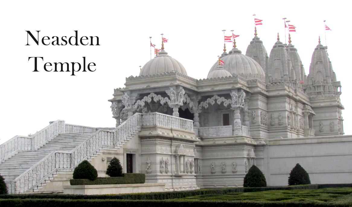 A Trip To Neasden Temple