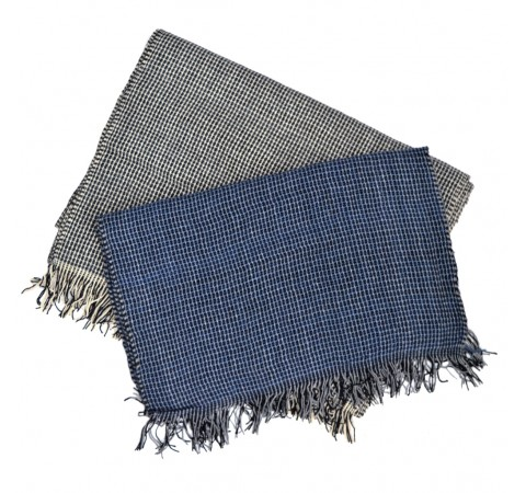 Fair Trade Long Cotton Scarf