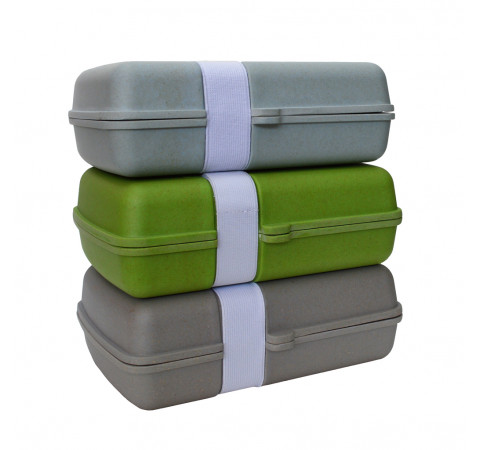 plastic free food container