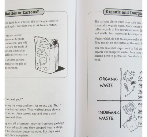 books for children about recycling