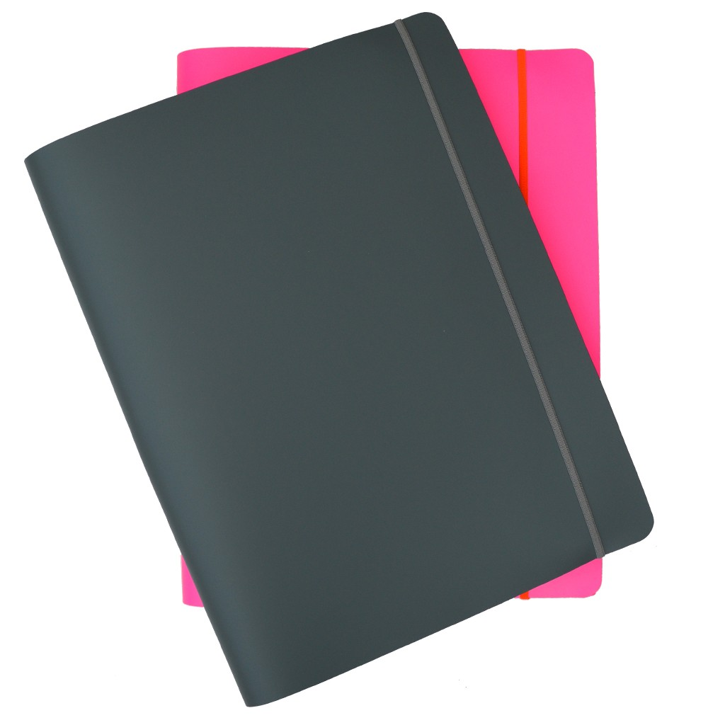Buy Socially Responsible Books And Stationery Circuitboardnotebook A3 Leather Portfolio