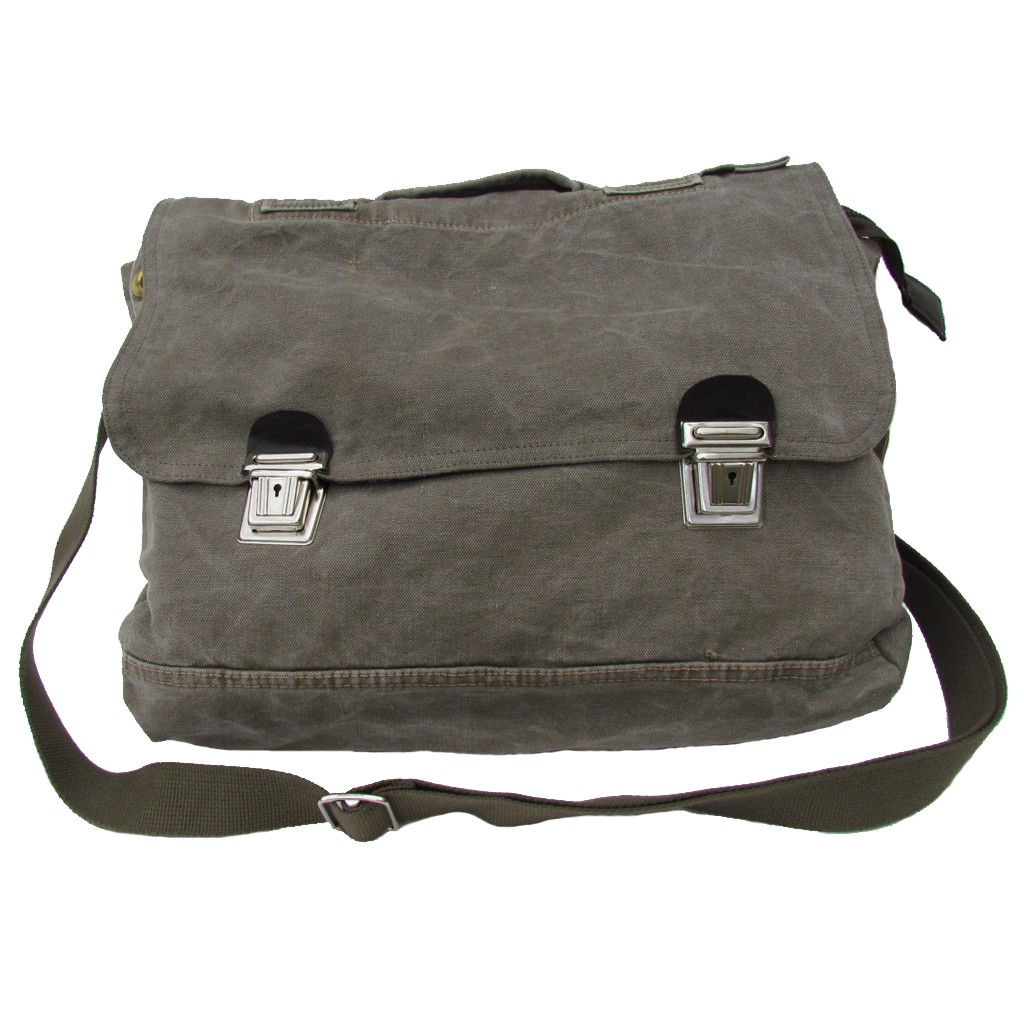 Mens Messenger Bag Army Surplus