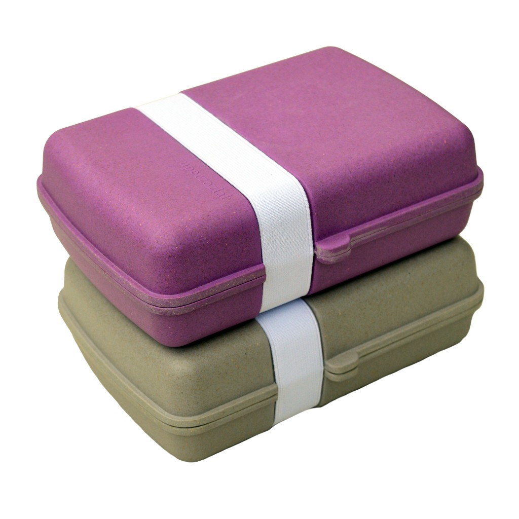 Eco Friendly Bamboo Cornstarch Lunchbox
