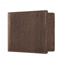 Slimline Cork Men's Wallet