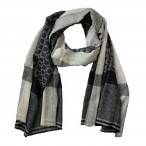 ethical handwoven scarf