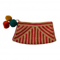 fair trade clutch bag