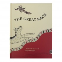 the great race book