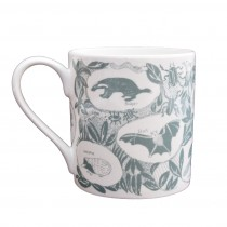 British wildlife mug