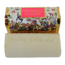 Angels of The Deep 'you're splendid' Organic Soap