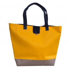 Tote bag - Made from Upcycled PVC