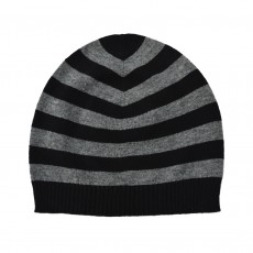 Fairtrade Yak & Merino Wool Striped Hat