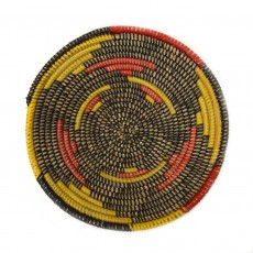 Eco-Friendly Hand-Woven Round Bowl