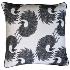 Square Cotton Canvas Digitally Printed Cushion - Gahna