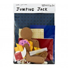 Make Your Own Make Your Own Eco-Friendly Jumping Jack Craft Kit