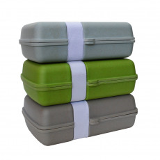 Eco-friendly Bamboo & Cornstarch Lunchbox