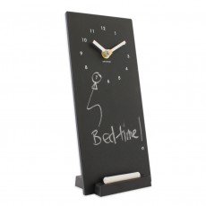 Upcycled Eco-Friendly Mantel or Beside Clock