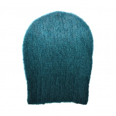 Fairtrade Hand Knitted Mohair Ombre Hat