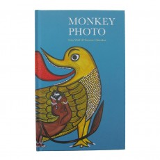 Handmade Books From Tara Books-Monkey Photo