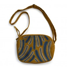 Ethically Made Hand Woven Cotton Cross Body Bag