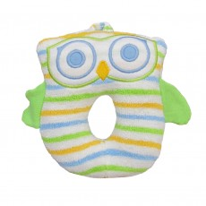 Organic Cotton Owl Soft Toy