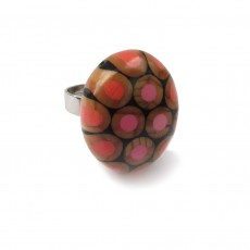 Upcycled Derwent Colouring Pencil Ring