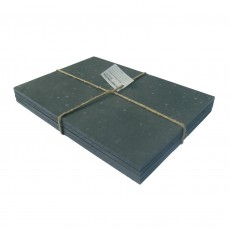 Recycled Eco-Friendly Rectangular Placemats-Set of 4
