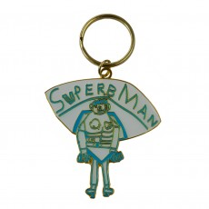Keyring featuring Superb Man