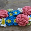 crocheted products