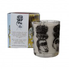 Organic Plant Wax Candle-Figureheads