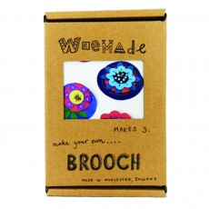 Eco-Friendly Make Your Own Brooch Craft Kit