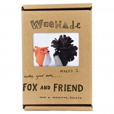 Make Your Own Eco-Friendly Fox & Friend Craft Kit