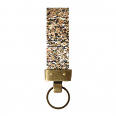 Beach Clean Cork Keyring