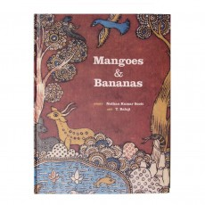 Handmade Books From Tara Books - Mangoes & Bananas