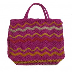 Fairtrade Handmade Macrame Shopper Bag