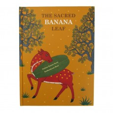 Handmade Books From Tara Books-The Sacred Banana Leaf