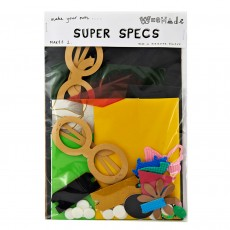 Make Your Own Eco-Friendly Superspecs Craft Kit