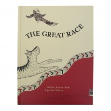 Handmade Books From Tara Books-The Great Race