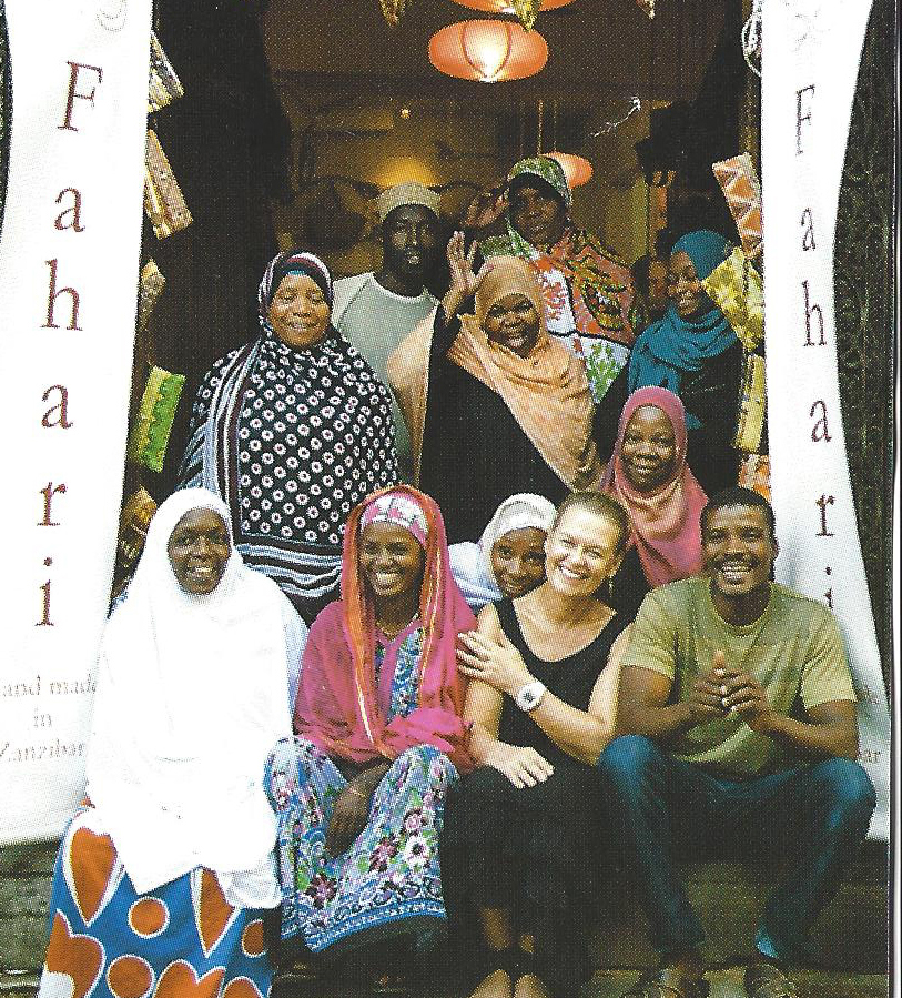 Sustainable Fashion-Zanzibar