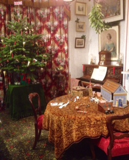 Christmas Past & Present At The Geffrye Museum