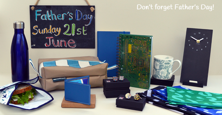 Eco-Friendly Gift Ideas For Father's Day.