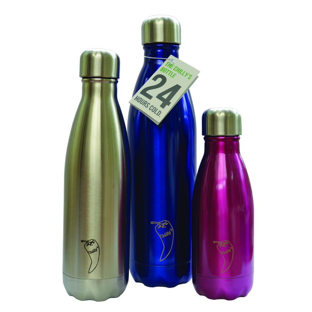 Reusable Eco-Friendly Drinks Bottles.