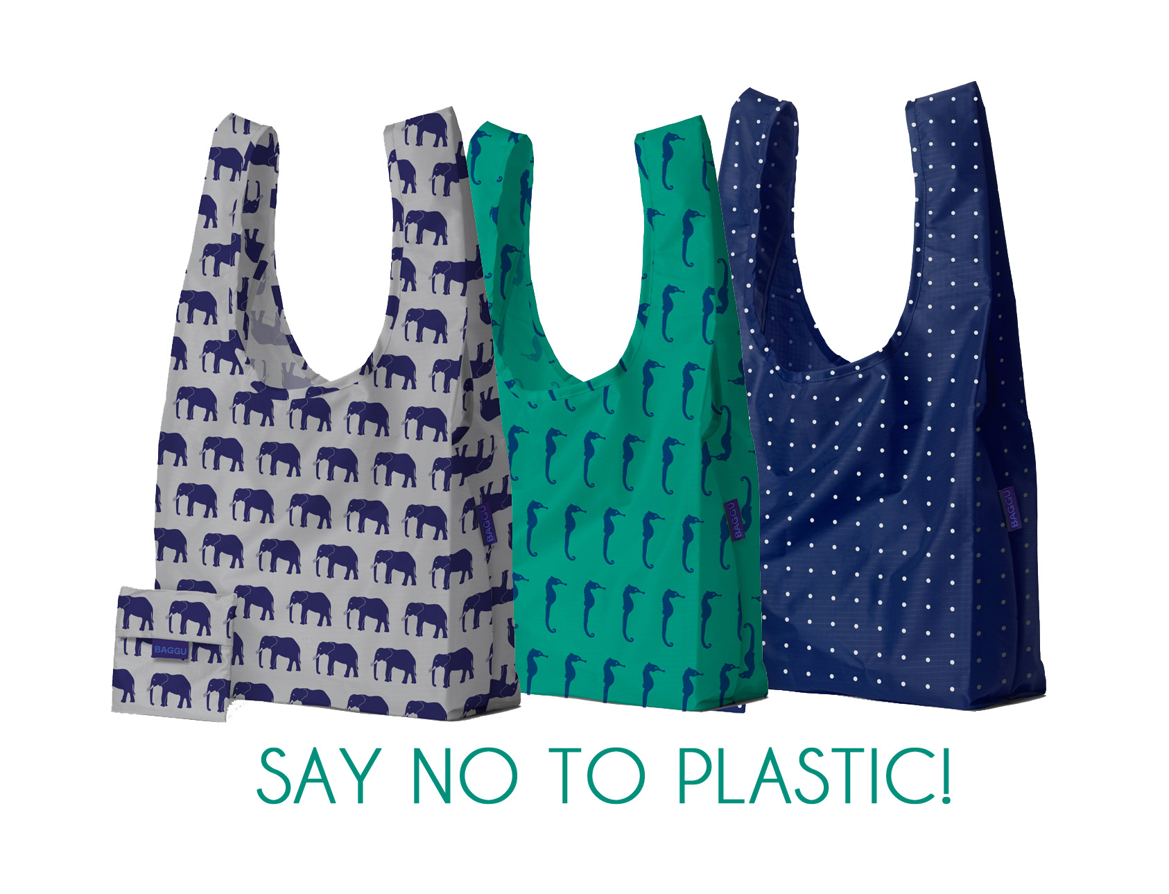 An Eco Friendly Alternative To The Plastic Carrier Bag Baggu