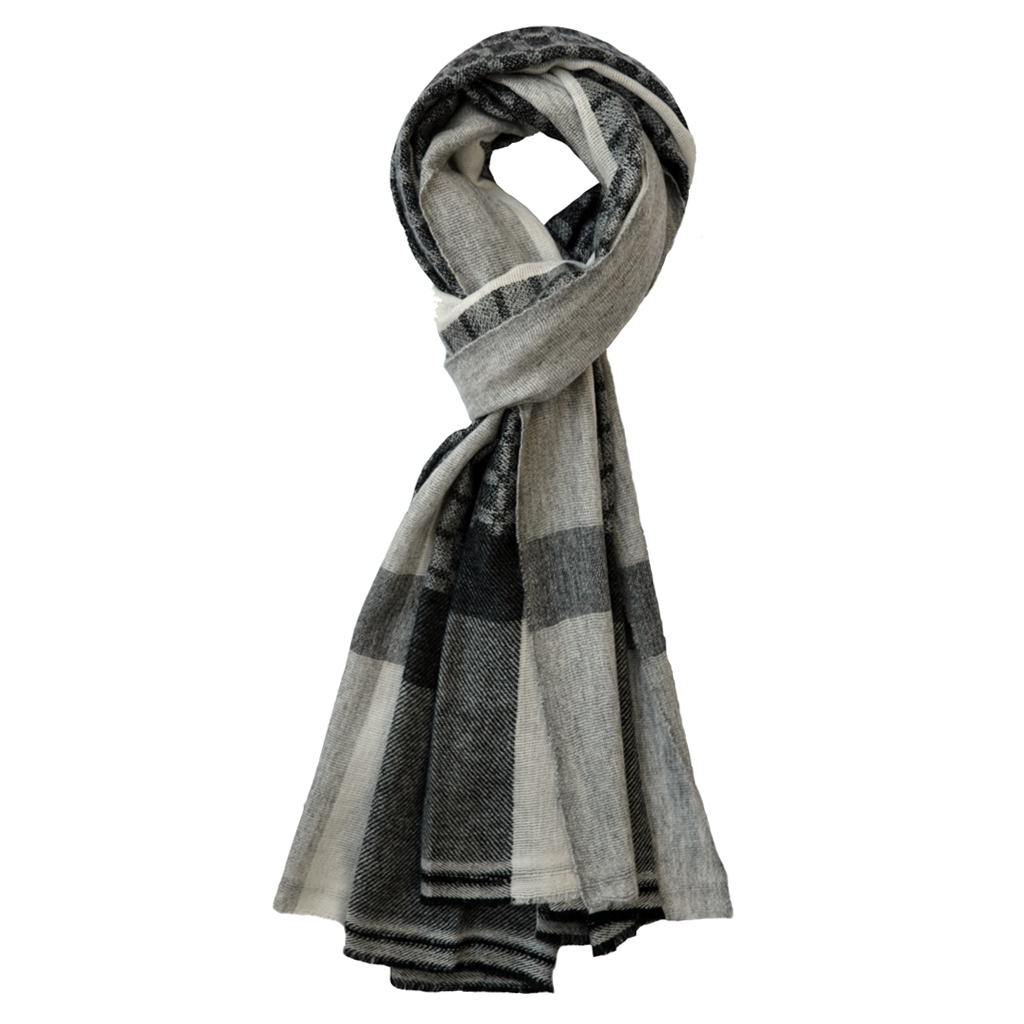 The Gift of a Luxurious Wool Scarf.