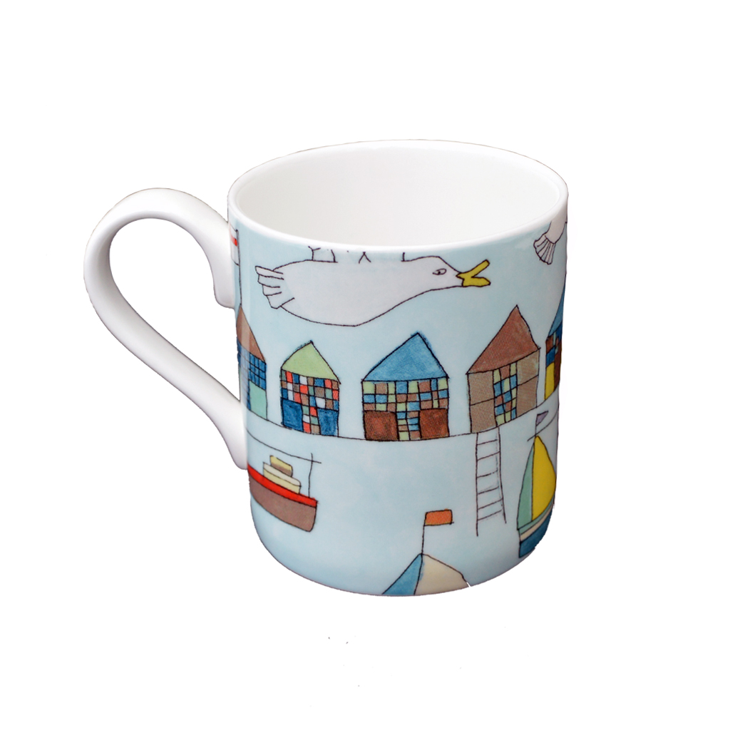 Press-Co-op Mid Countries | Summer Lovin | Seaside Mug
