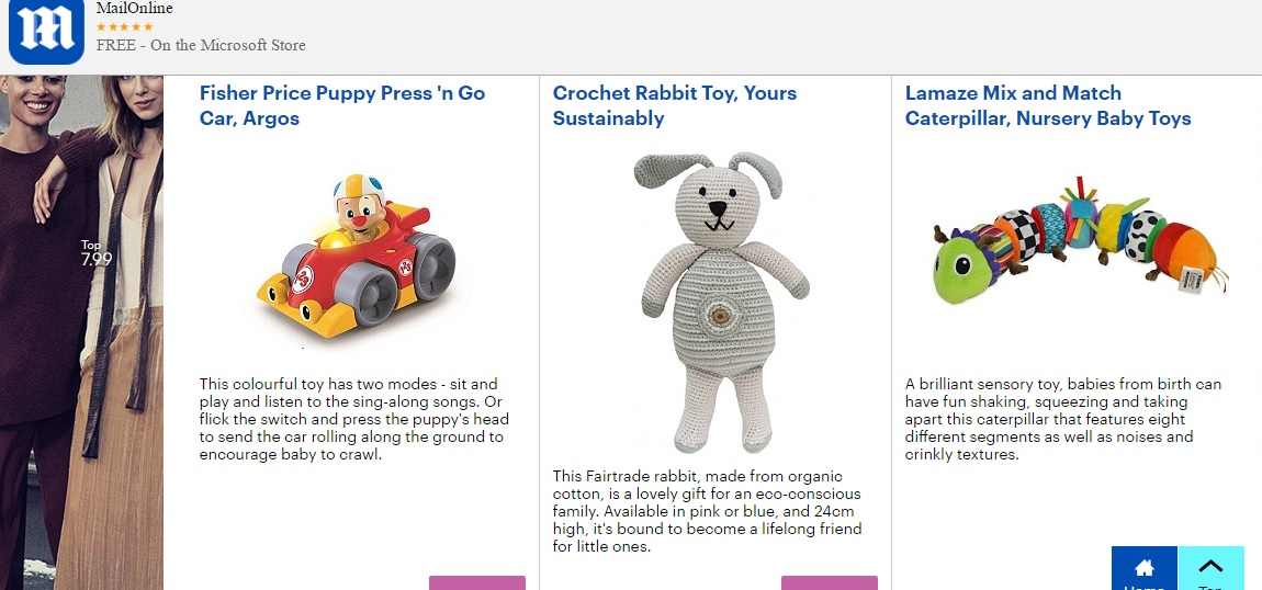 Press-Mail Online Best Xmas Gifts For Babies and Toddlers