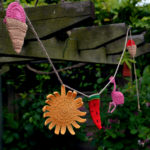 Crocheted Bunting | Exclusive to Yours Sustainably