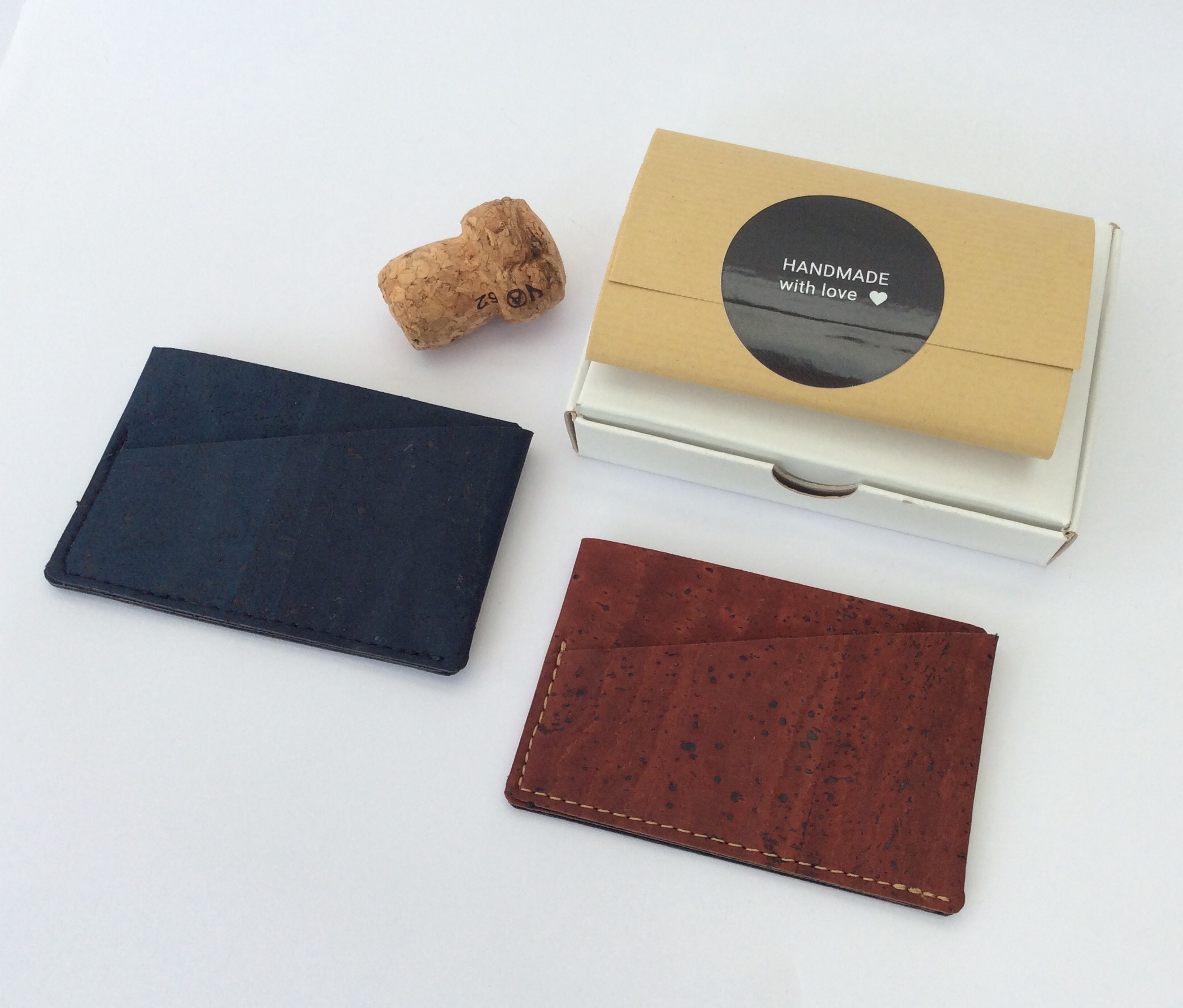 Cork Wallets & Card Holders - A Natural Alternative To Leather